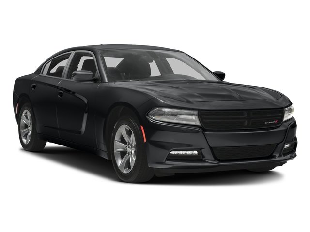 2017 Dodge Charger Prices and Values Sedan 4D SXT V6 side front view