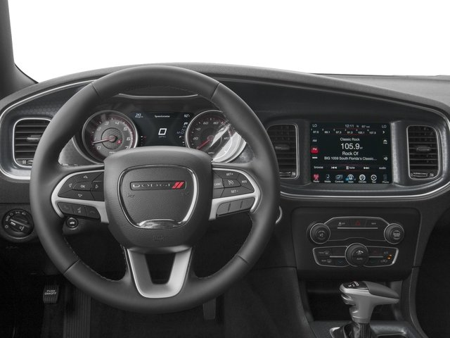 2017 Dodge Charger Pictures Charger SXT AWD photos driver's dashboard