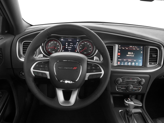 2017 Dodge Charger Base Price Daytona 340 RWD Pricing driver's dashboard