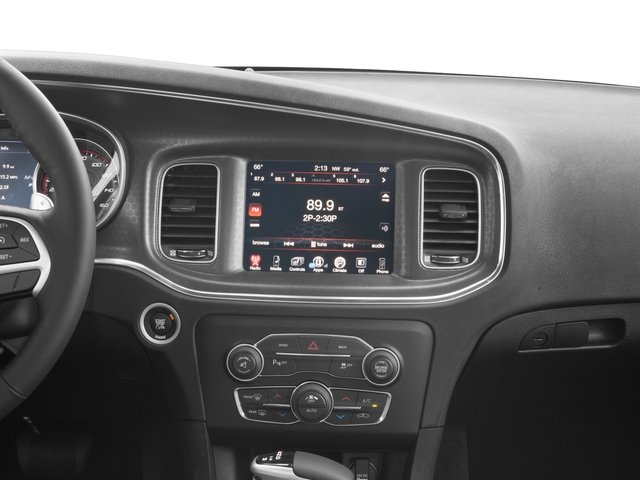 2017 Dodge Charger Base Price Daytona 340 RWD Pricing stereo system