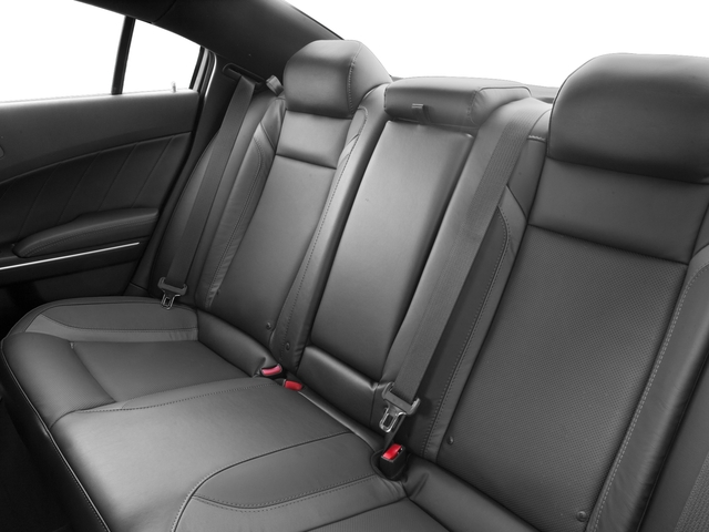 2017 Dodge Charger Base Price Daytona 340 RWD Pricing backseat interior