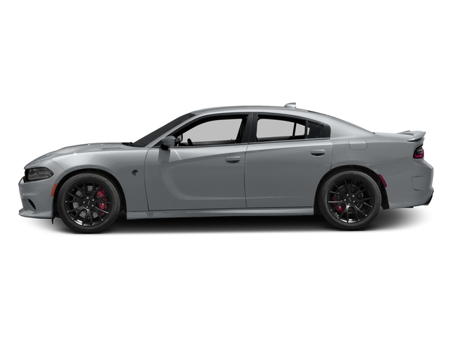2017 Dodge Charger Prices and Values Sedan 4D SRT Hellcat V8 Supercharged side view