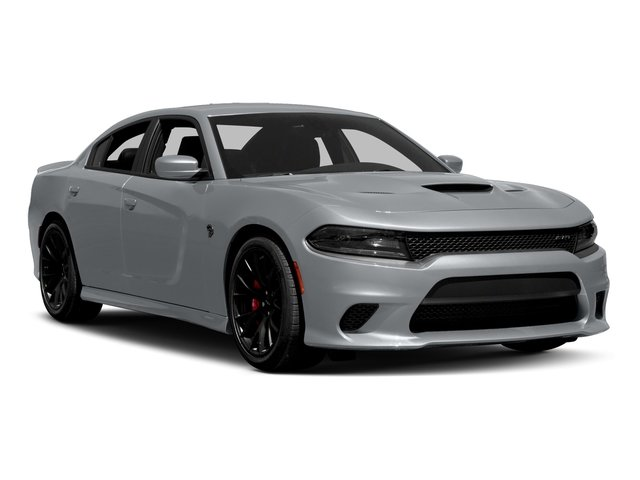 2017 Dodge Charger Pictures Charger Sedan 4D SRT Hellcat V8 Supercharged photos side front view