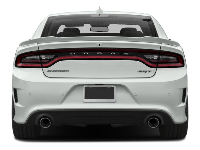 2017 Dodge Charger Pictures Charger Sedan 4D SRT 392 V8 photos rear view