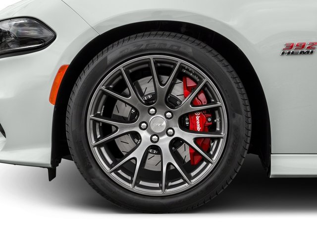 2017 Dodge Charger Pictures Charger Sedan 4D SRT 392 V8 photos wheel