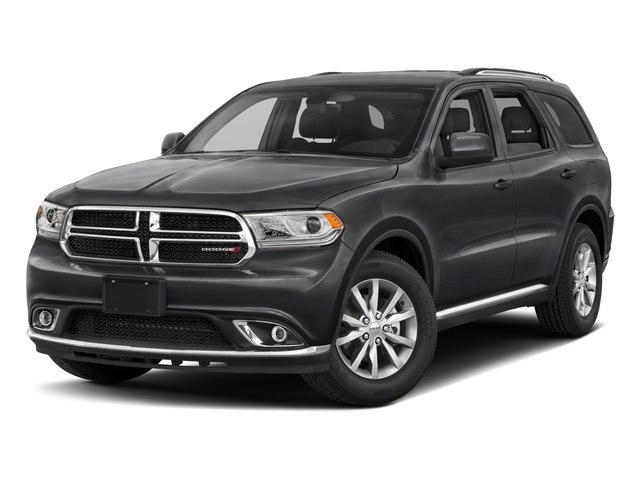 2017 Dodge Durango Base Price SXT AWD Pricing side front view