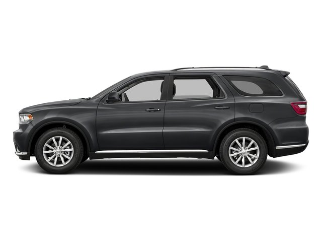 2017 Dodge Durango Base Price SXT AWD Pricing side view