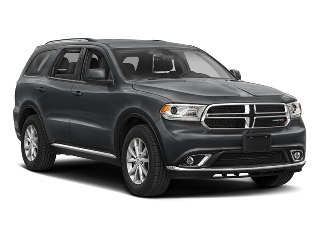 2017 Dodge Durango Prices and Values Utility 4D GT AWD V6 side front view