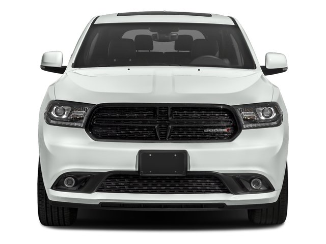 2017 Dodge Durango Base Price R/T RWD Pricing front view