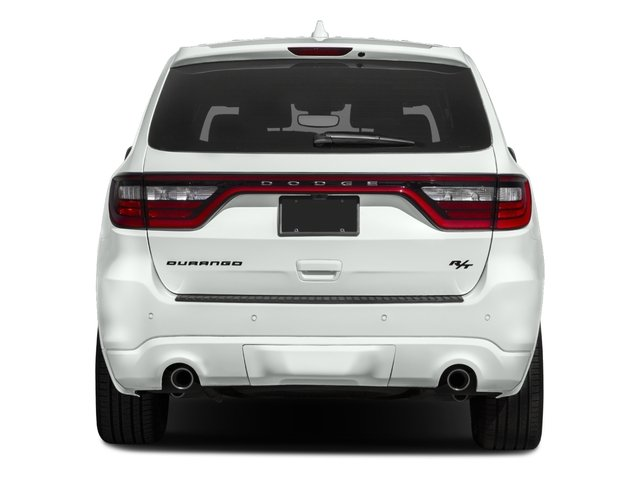 2017 Dodge Durango Base Price R/T RWD Pricing rear view