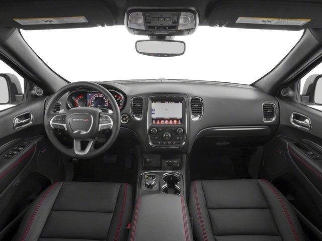 2017 Dodge Durango Base Price R/T RWD Pricing full dashboard
