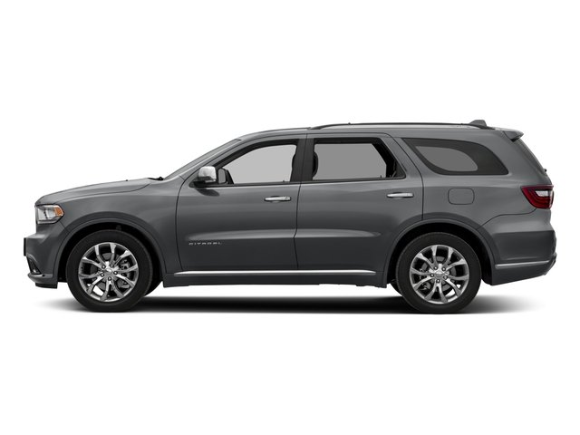 2017 Dodge Durango Pictures Durango Citadel RWD photos side view