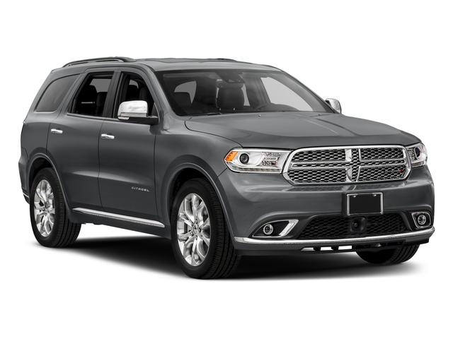 2017 Dodge Durango Pictures Durango Utility 4D Citadel AWD V6 photos side front view