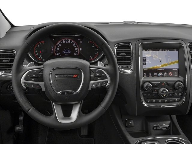 2017 Dodge Durango Pictures Durango Citadel RWD photos driver's dashboard
