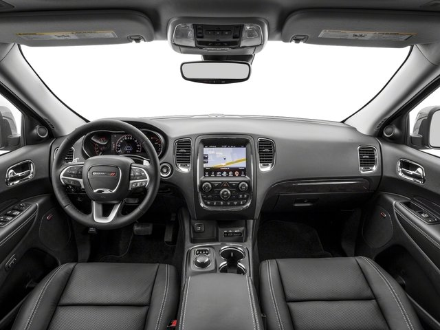 2017 Dodge Durango Pictures Durango Utility 4D Citadel AWD V6 photos full dashboard