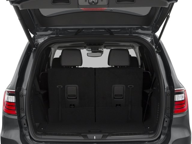 2017 Dodge Durango Pictures Durango Citadel RWD photos open trunk