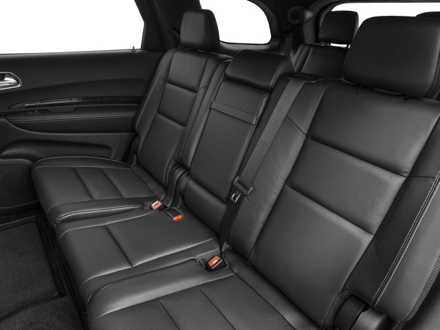 2017 Dodge Durango Pictures Durango Citadel RWD photos backseat interior