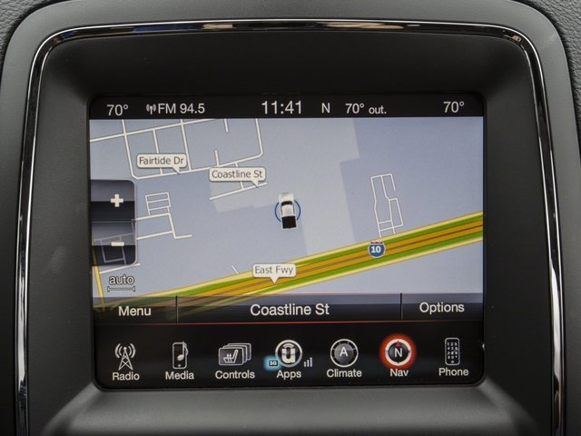 2017 Dodge Durango Pictures Durango Citadel RWD photos navigation system
