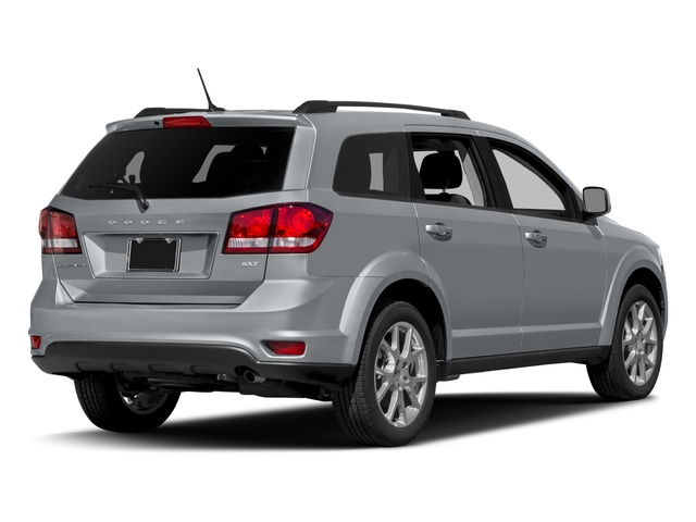 2017 Dodge Journey Prices and Values Utility 4D SXT AWD V6 side rear view