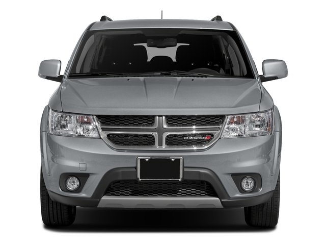 2017 Dodge Journey Prices and Values Utility 4D SXT AWD V6 front view