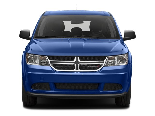 2017 Dodge Journey Prices and Values Utility 4D SE 2WD I4 front view