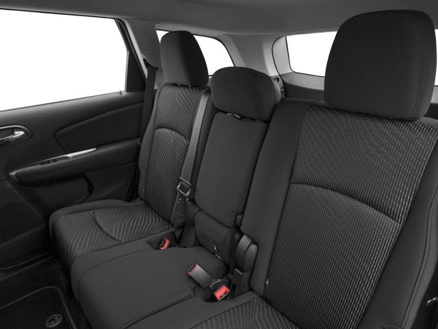 2017 Dodge Journey Base Price SE AWD Pricing backseat interior