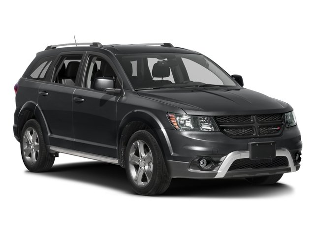 2017 Dodge Journey Prices and Values Utility 4D Crossroad 2WD I4 side front view