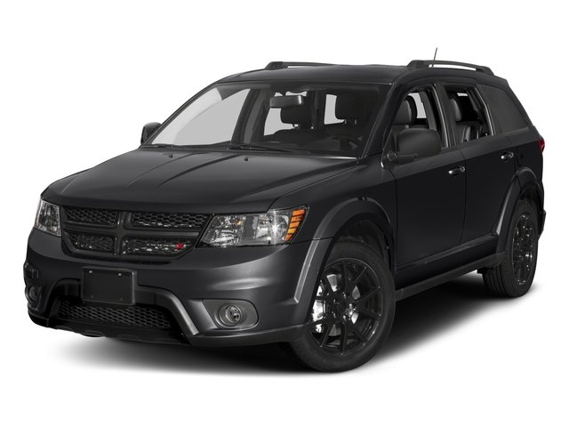 2017 Dodge Journey Prices and Values Utility 4D GT AWD V6 side front view