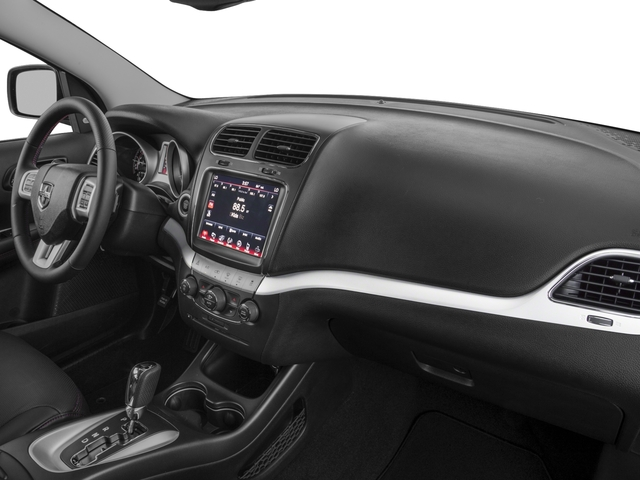 2017 Dodge Journey Prices and Values Utility 4D GT AWD V6 passenger's dashboard