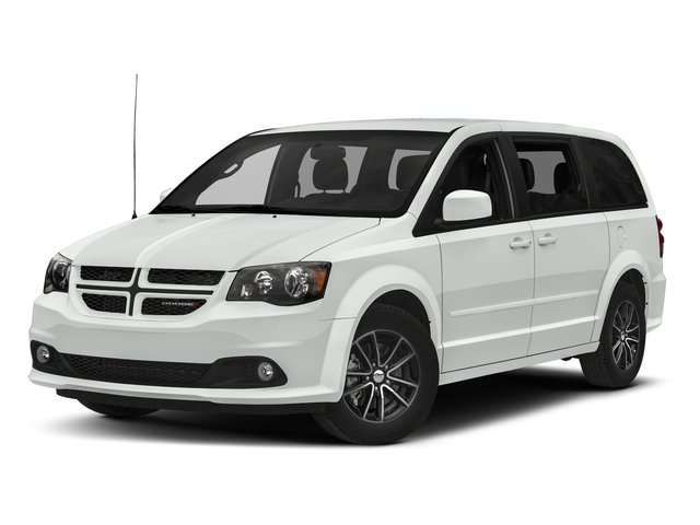 2017 Dodge Grand Caravan Pictures Grand Caravan GT Wagon Fleet photos side front view