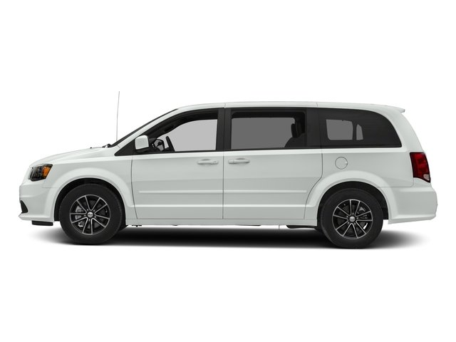 2017 Dodge Grand Caravan Pictures Grand Caravan GT Wagon Fleet photos side view