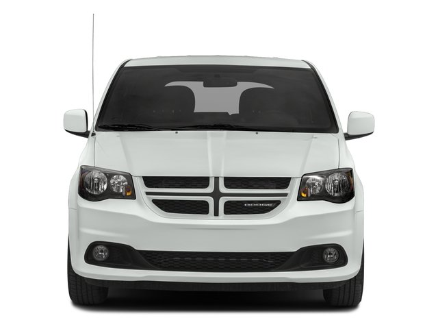 2017 Dodge Grand Caravan Prices and Values Grand Caravan GT V6 front view
