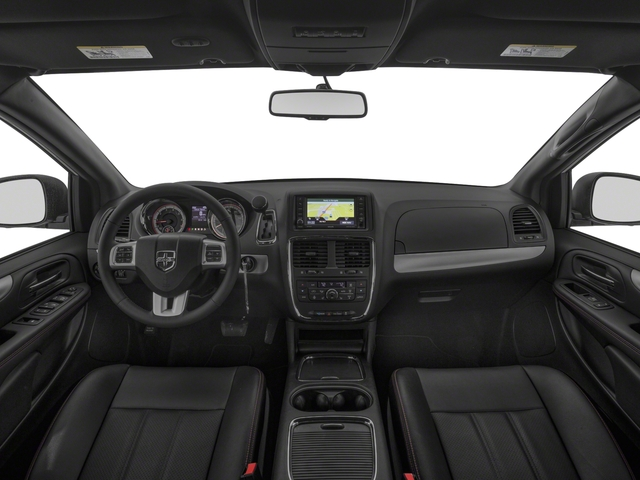 2017 Dodge Grand Caravan Prices and Values Grand Caravan GT V6 full dashboard
