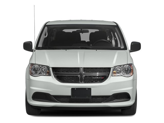 2017 Dodge Grand Caravan Base Price SE Plus Wagon Pricing front view