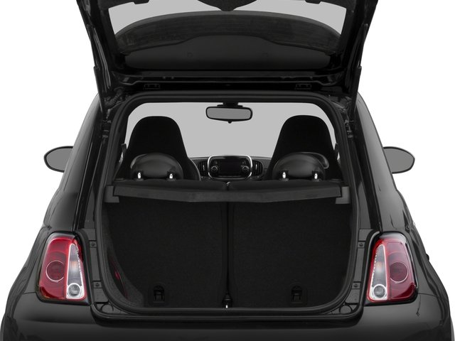 Fiat 500 Abarth Trunk New 2017 FIAT 5...