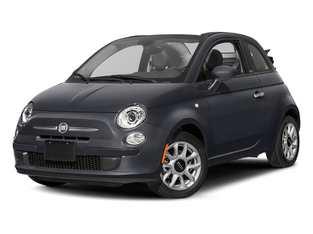 2017 FIAT 500c Prices and Values Convertible 2D Pop I4
