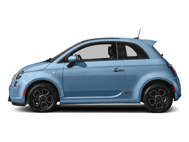 2017 FIAT 500e Base Price Hatch Pricing side view
