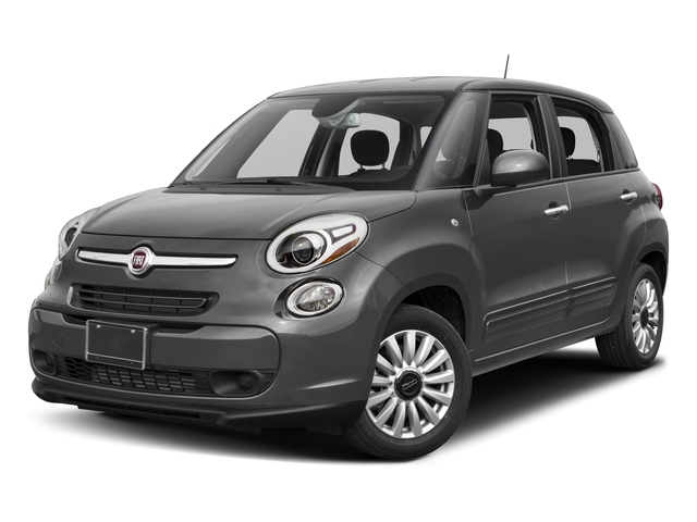 2017 FIAT 500L Pictures 500L Pop Hatch photos side front view