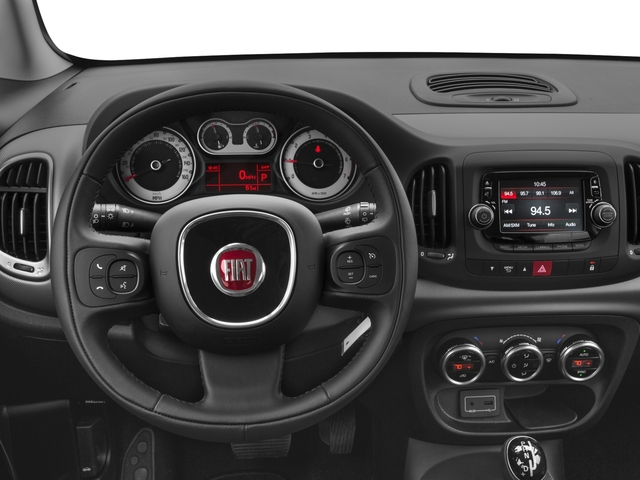 2017 FIAT 500L Pictures 500L Pop Hatch photos driver's dashboard