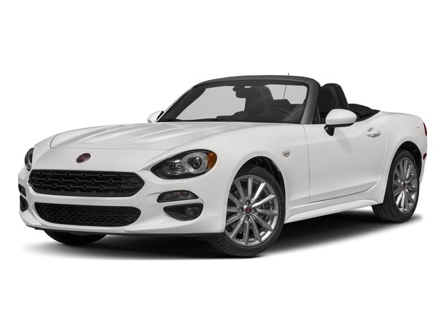 2017 FIAT 124 Spider Pictures 124 Spider Lusso Convertible photos side front view