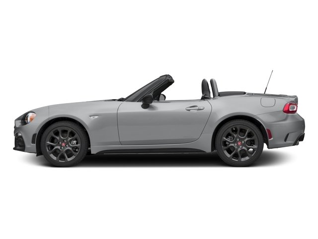 2017 FIAT 124 Spider Pictures 124 Spider Conv 2D Elaborazione Abarth I4 Turbo photos side view
