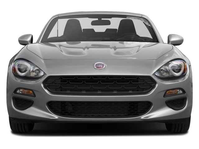 2017 FIAT 124 Spider Pictures 124 Spider Convertible 2D Classica I4 Turbo photos front view