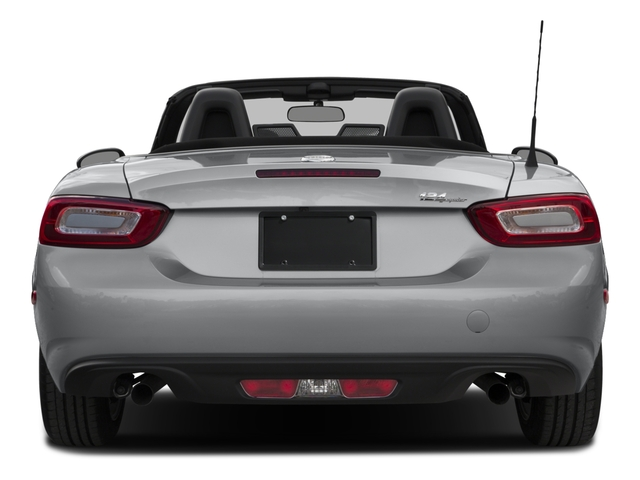 2017 FIAT 124 Spider Pictures 124 Spider Convertible 2D Classica I4 Turbo photos rear view