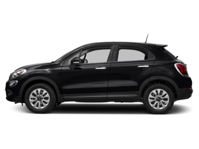 2017 FIAT 500X Prices and Values Utility 4D Lounge AWD I4 side view