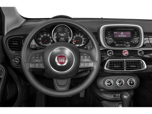 2017 FIAT 500X Prices and Values Utility 4D Lounge AWD I4 driver's dashboard
