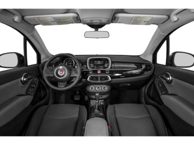 2017 FIAT 500X Prices and Values Utility 4D Lounge AWD I4 full dashboard