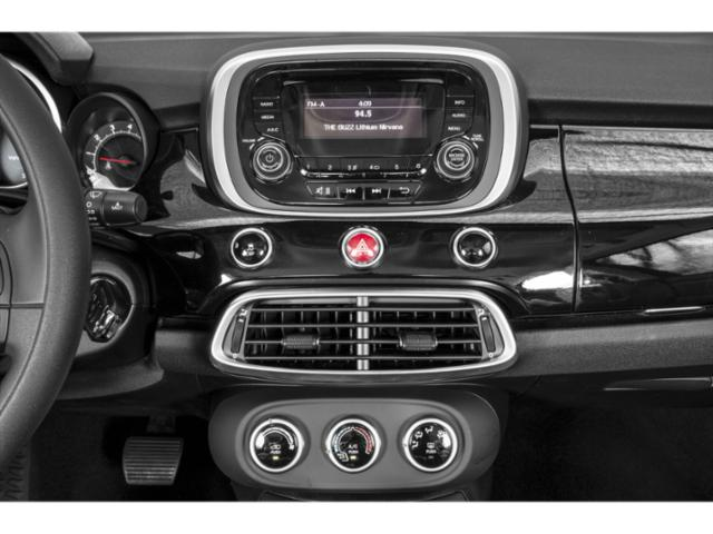 2017 FIAT 500X Prices and Values Utility 4D Lounge AWD I4 stereo system