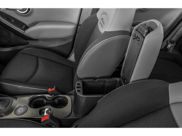 2017 FIAT 500X Prices and Values Utility 4D Lounge AWD I4 center storage console