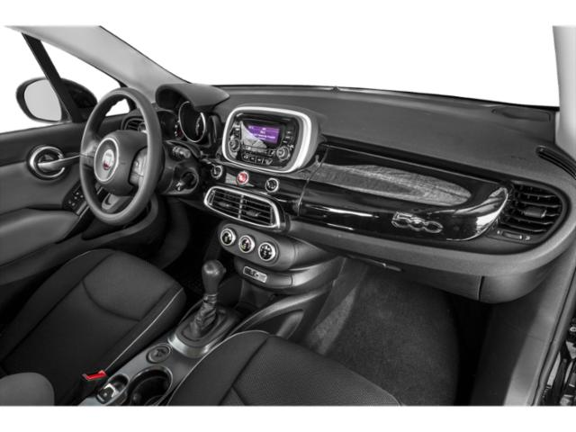 2017 FIAT 500X Prices and Values Utility 4D Lounge AWD I4 passenger's dashboard