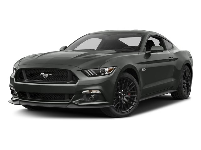 2017 Ford Mustang Base Price Gt Premium Fastback Pricing Side Front View
